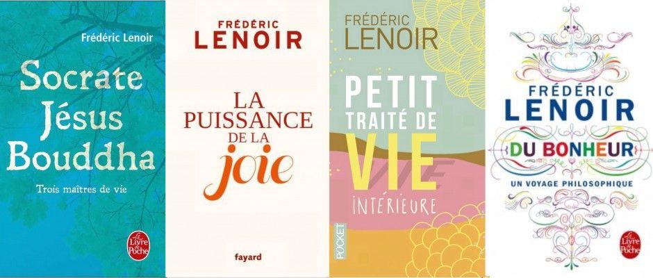 Séminaire Bonheur et Travail – Frédéric Lenoir