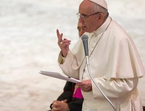 Où va l'économie : écoutez le Pape François !