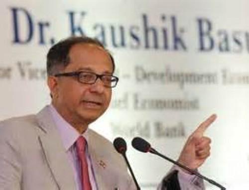 Kaushik Basu, Economiste Humaniste