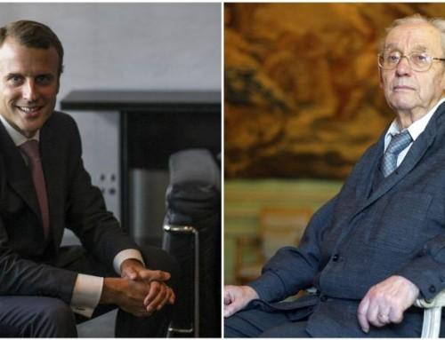 Emmanuel Macron, leader humaniste ?